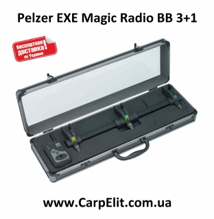 Pelzer EXE Magic Radio BB 3+1