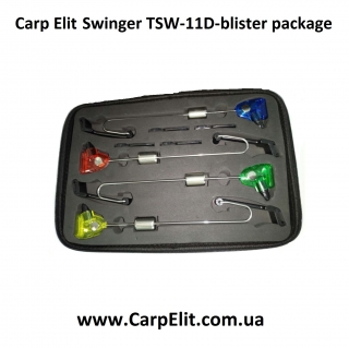 Carp Elit Swinger TSW-11D-blister package
