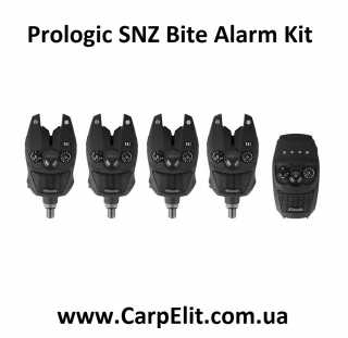 Prologic SNZ Bite Alarm Kit 4+1