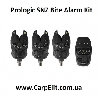 Prologic SNZ Bite Alarm Kit 3+1