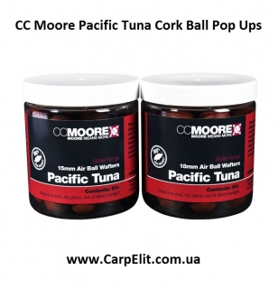 CC Moore Pacific Tuna Cork Ball Pop Ups