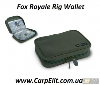 Fox сумка Royale Rig Wallet