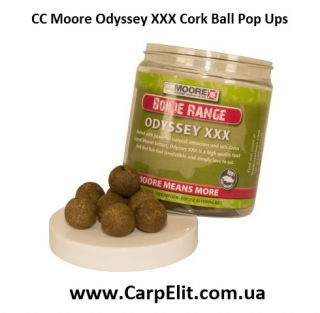 CC Moore Odyssey XXX Cork Ball Pop Ups