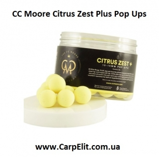 CC Moore Citrus Zest Plus Pop Ups