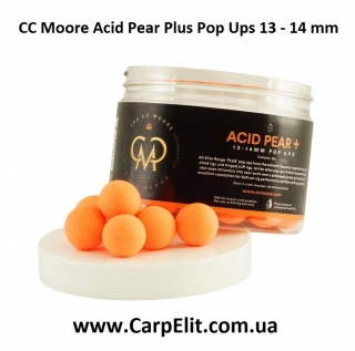 CC Moore Acid Pear Plus Pop Ups 13 - 14 mm