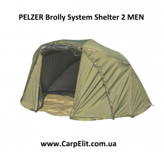 PELZER Brolly System Shelter 2 MEN