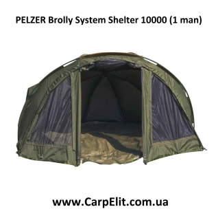 PELZER Brolly System Shelter 10000 (1 man)