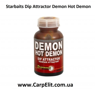 Starbaits Dip Attractor Demon Hot Demon