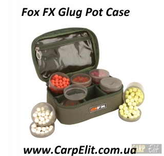 Fox FX Glug Pot Case