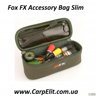 Fox FX Accessory Bag Slim