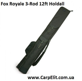 Fox Royale 3-Rod 12ft Holdall
