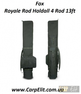 Fox чехол Royale Rod Holdall 4 Rod 13ft