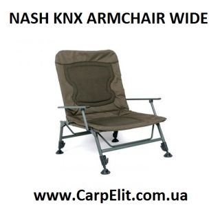 NASH KNX ARMCHAIR WIDE