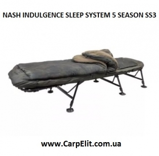 NASH INDULGENCE SLEEP SYSTEM 5 SEASON SS3