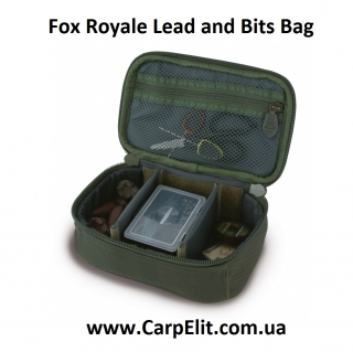 Fox Royale Lead and Bits Bag