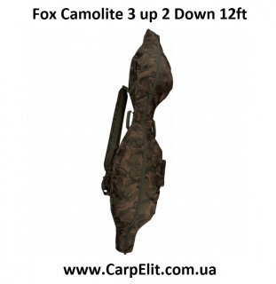 Fox Camolite 3 up 2 Down 12ft