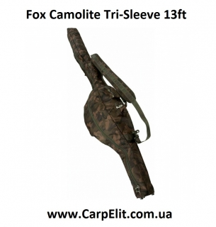 Fox Camolite Tri-Sleeve 13ft