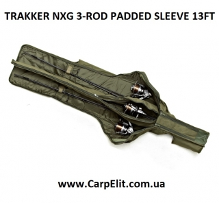 TRAKKER NXG 3-ROD PADDED SLEEVE 13FT