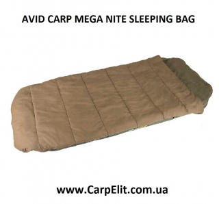 Спальный мешок AVID CARP MEGA NITE SLEEPING BAG