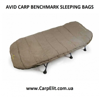 Спальник AVID CARP BENCHMARK SLEEPING BAGS