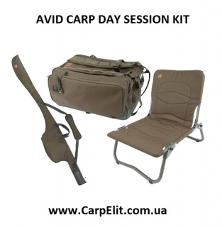 AVID CARP DAY SESSION KIT
