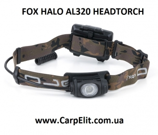 Фонарик FOX HALO AL320 HEADTORCH