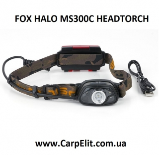 Фонарик FOX HALO MS300C HEADTORCH
