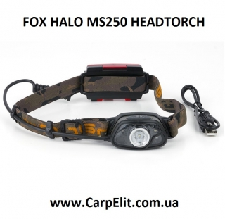 Фонарик FOX HALO MS250 HEADTORCH