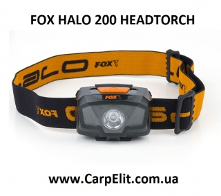 Фонарик FOX HALO 200 HEADTORCH