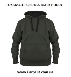 Толстовка FOX GREEN & BLACK HOODY
