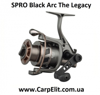 Катушка SPRO Black Arc The Legacy