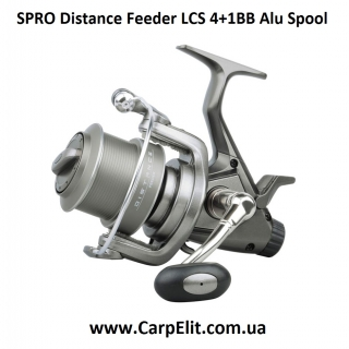 Катушка SPRO Distance Feeder LCS 4+1BB Alu Spool