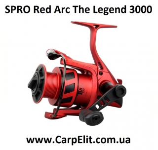 Катушка SPRO Red Arc The Legend 3000