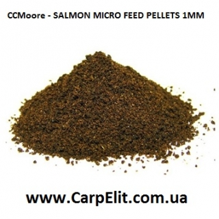 CCMoore - SALMON MICRO FEED PELLETS 1MM