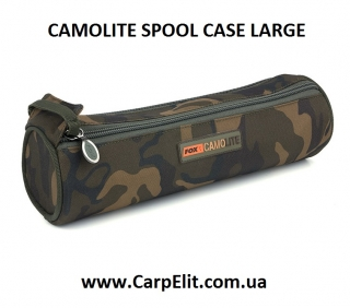 Чехол для шпуль FOX CAMOLITE SPOOL CASE LARGE