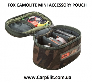 Сумка FOX CAMOLITE MINI ACCESSORY POUCH