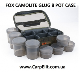Сумка FOX CAMOLITE GLUG 8 POT CASE