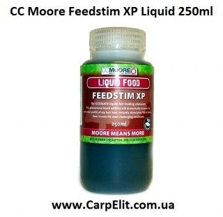 Ликвид CC Moore Feedstim XP Liquid 250ml