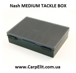 Коробка Nash MEDIUM TACKLE BOX