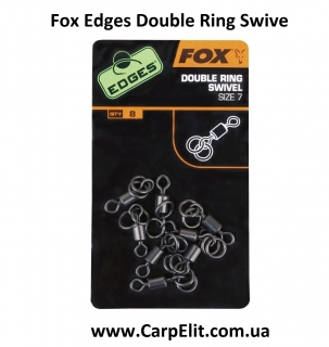 Вертлюг Fox Edges Double Ring Swive