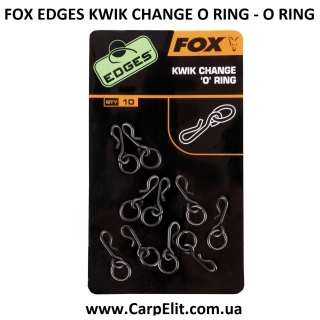 Вертлюг FOX EDGES KWIK CHANGE O RING - O RING