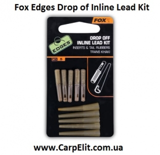 Fox Edges Drop of Inline Lead Kit