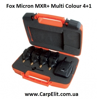 Сигнализаторы Fox Micron MXR+ Multi Colour 4+1