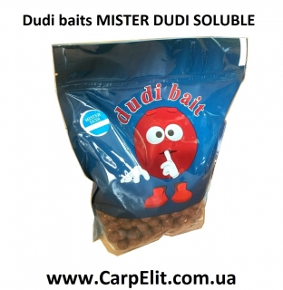Бойлы Dudi baits MISTER DUDI SOLUBLE (20 mm)