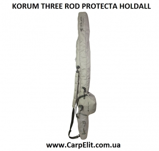 Чехол KORUM THREE ROD PROTECTA HOLDALL