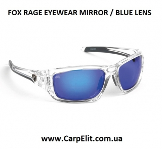 Очки FOX RAGE EYEWEAR MIRROR / BLUE LENS