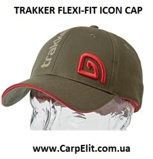 Кепка TRAKKER FLEXI-FIT ICON CAP