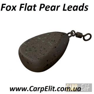 Fox Flat Pear Leads