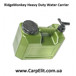 Канистра RidgeMonkey Heavy Duty Water Carrier 10L