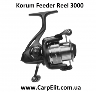 Катушка Korum Feeder Reel 3000
